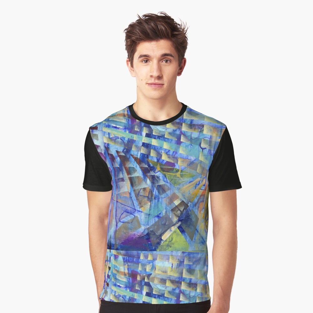 The Evolution of Perspective  Graphic T-Shirt