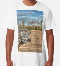 Camiseta larga Banco