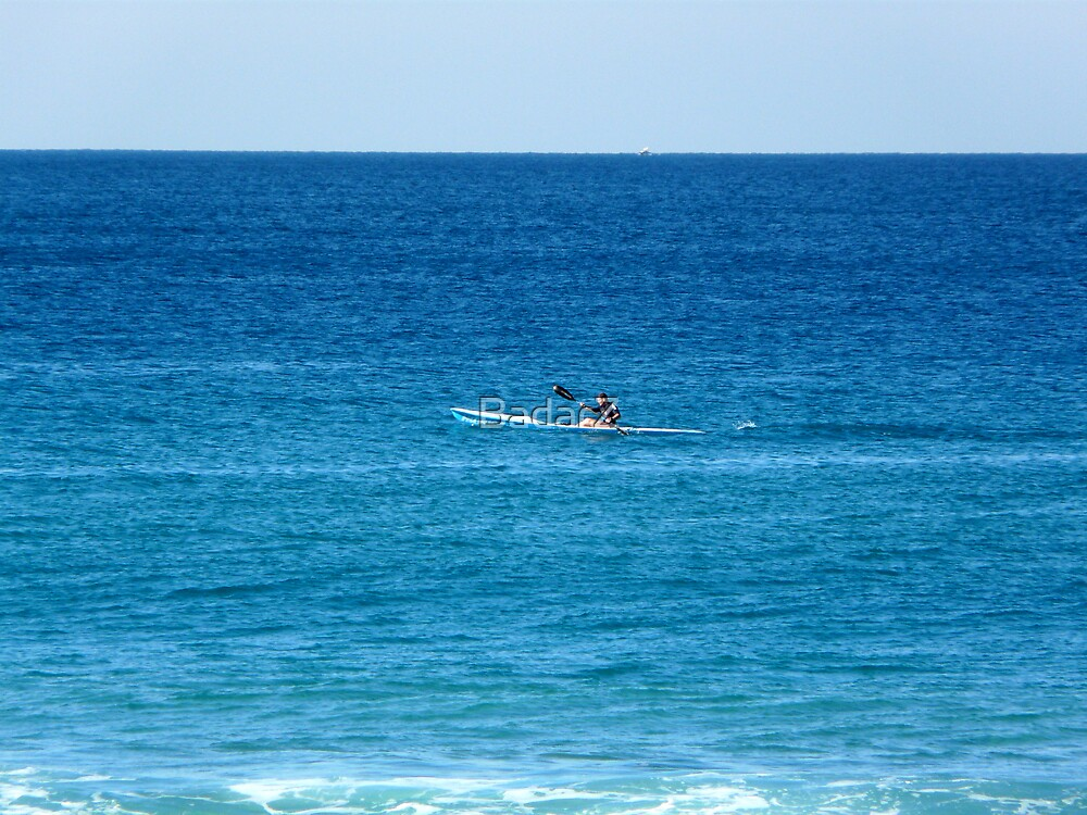 Surfers Paradise Beach by BadarZ