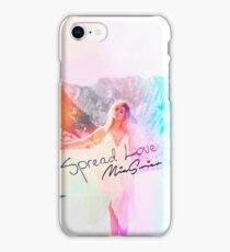 Mia Swier - Spread Love iPhone Case/Skin