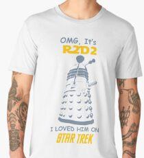 dalek doctor who - Nerd RAGE Men's Premium T-Shirt