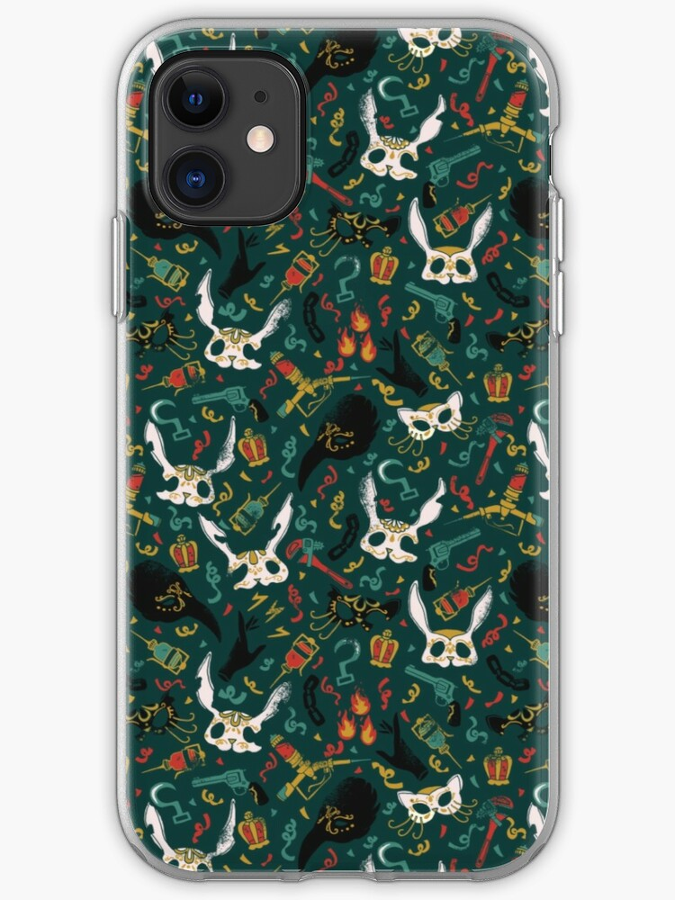 WOULD YOU KINDLY iphone case