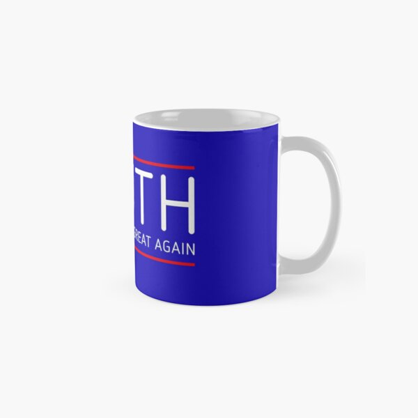 TRUTH - MAKE HUMANITY GREAT AGAIN Classic Mug
