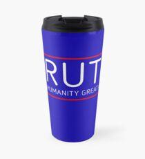 TRUTH - MAKE HUMANITY GREAT AGAIN Travel Mug