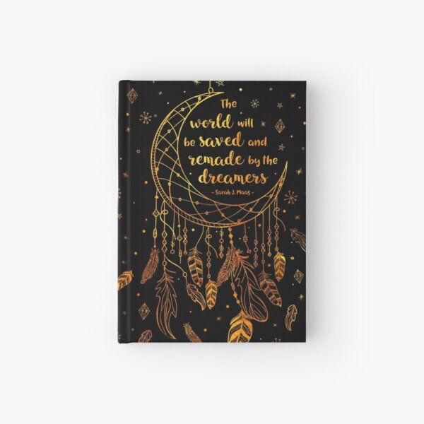 Saved and Remade - gold Hardcover Journal