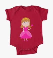 Princess in Pink Kids Clothes