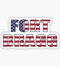 Fort Bragg Sticker