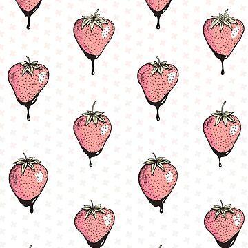 Strawberry Heaven by barlena
