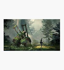 NieR: Automata Forest Photographic Print