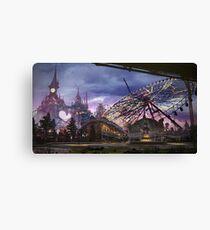 NieR: Automata Theme Park Canvas Print