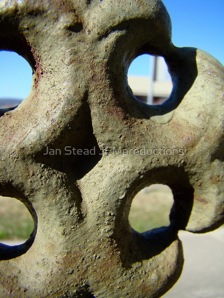any any any old iron? by Jan Stead JEMproductions