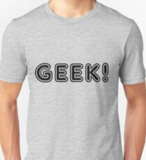 Geek Design T-Shirt