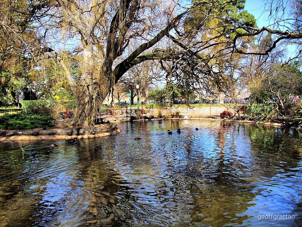 bathurst park by geoffgrattan