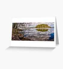 Rymmen islands II Greeting Card