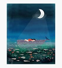 Dream With The Whale Photographic Print