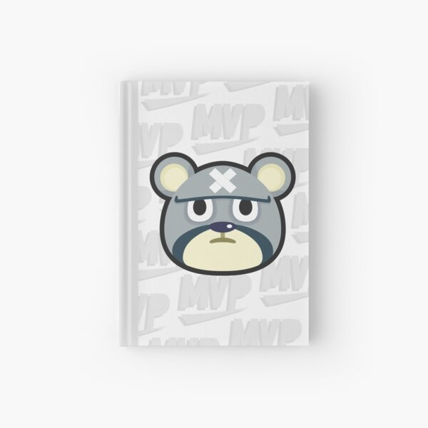 CURT ANIMAL CROSSING Hardcover Journal