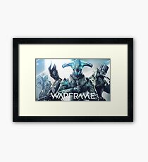 Warframe  Framed Print