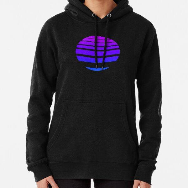 Simple gradiant Pullover Hoodie