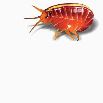 flea T by LeanderWiseman