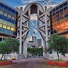 Tel Aviv Opera House by Ronsho