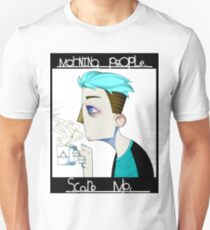 """""""Morning People Scare Me"""" T-Shirt"""