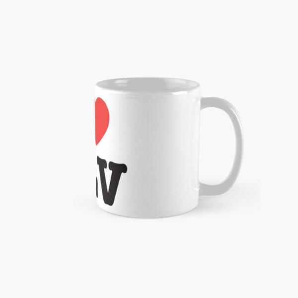 i love Tel Aviv Classic Mug