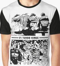 THE TURBO KINGS 1986 (V2) Graphic T-Shirt
