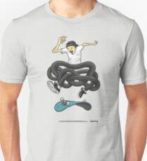 Gnarly Skater Unisex T-Shirt