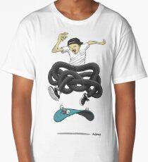 Gnarly Skater Long T-Shirt