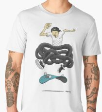 Gnarly Skater Men's Premium T-Shirt