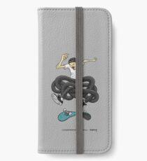 Gnarly Skater iPhone Wallet/Case/Skin