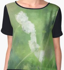 Cosmos in the Wind Women's Chiffon Top