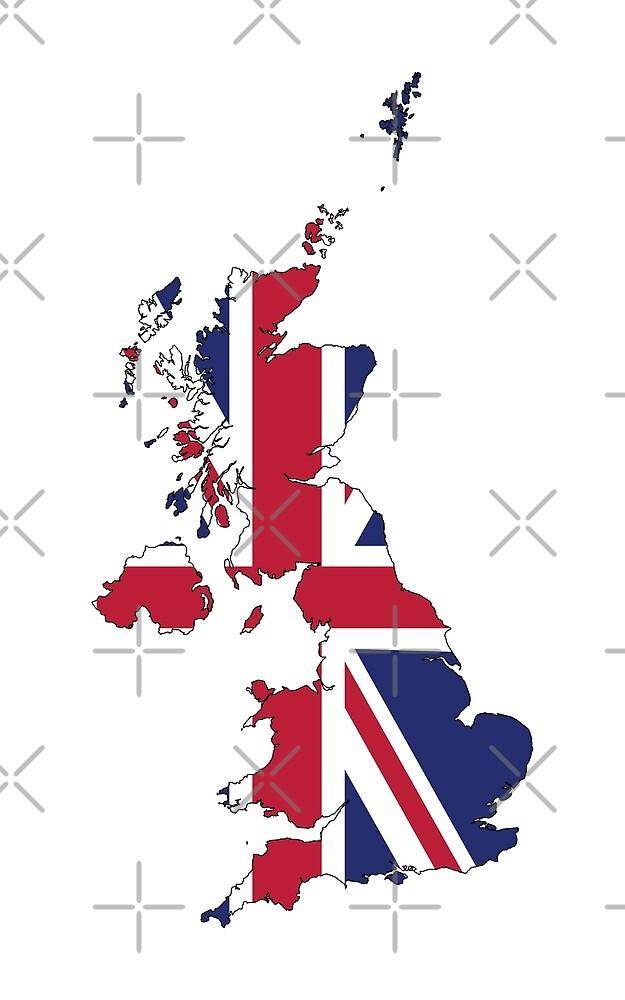 Großbritannien von DCornel