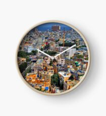 Tel Aviv Eagle Eye City View Clock
