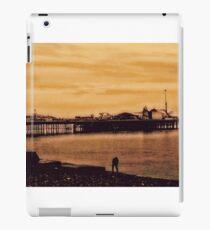 The Old Man by Brighton Sea iPad Case/Skin