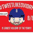 #TweetLikeOviDay by russianmachine