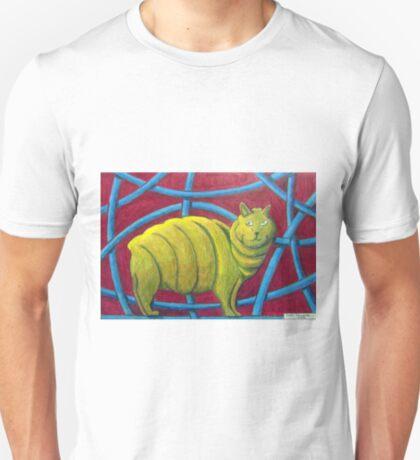 404 - MICHELIN MANX - DAVE EDWARDS - COLOURED PENCILS - 2014 T-Shirt