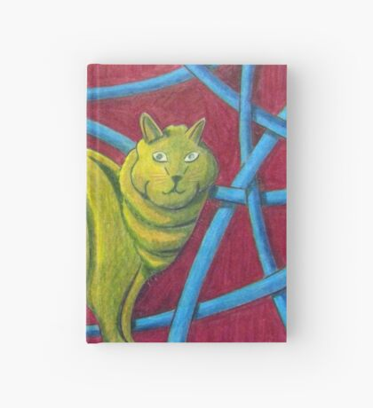 404 - MICHELIN MANX - DAVE EDWARDS - COLOURED PENCILS - 2014 Hardcover Journal