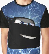 Lightning McQueen FlashEdit Graphic T-Shirt