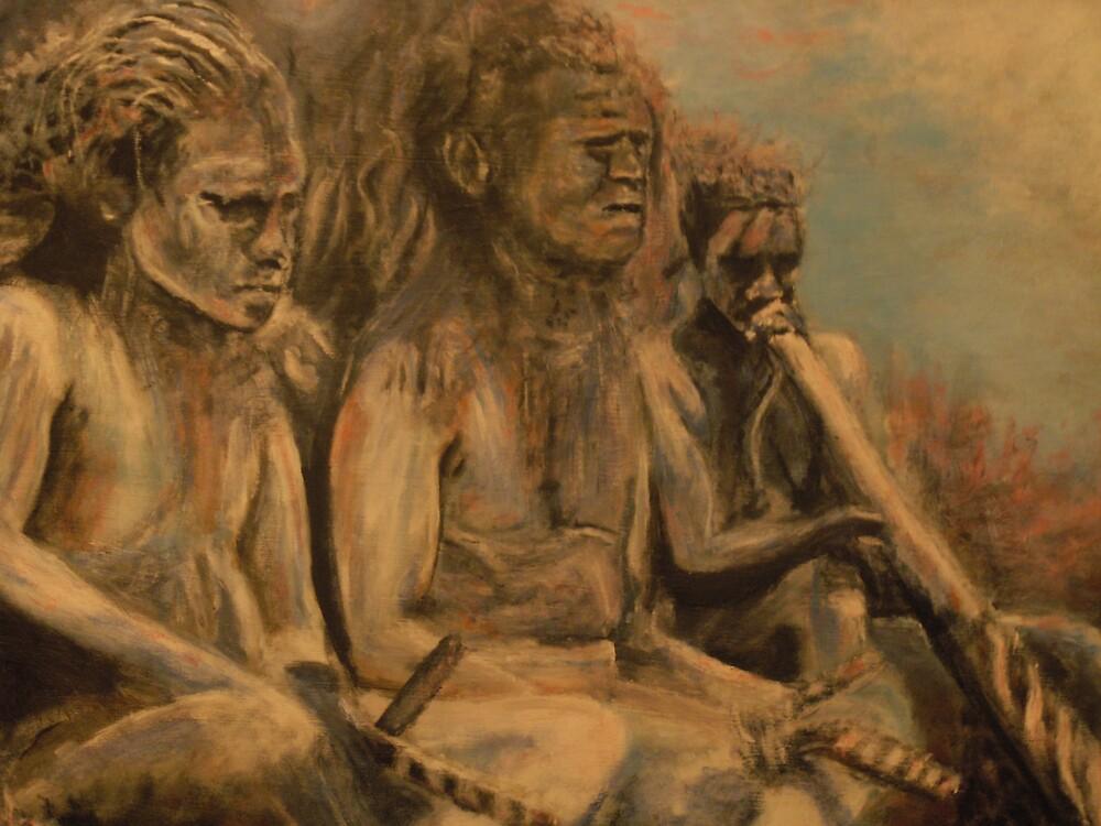 Australian Aboriginals by Shaman