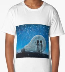 The Night We Broke The Moon Long T-Shirt