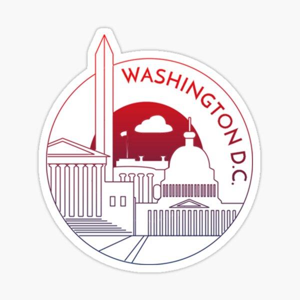 Washington DC City Sticker