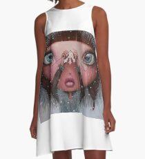 You'll Never Melt on Me Again A-Line Dress