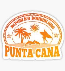 Punta Cana Dominican Republic Sticker