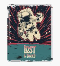 Lost and Spaced iPad Case/Skin