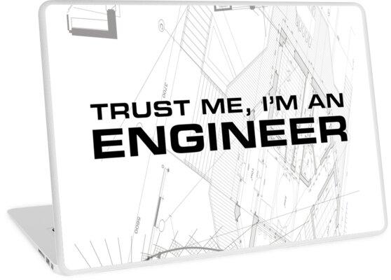 Vinilos para porttiles confa en m soy un ingeniero blueprint confa en m soy un ingeniero blueprint sketch de dcornel malvernweather Choice Image