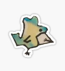 woodShook  Sticker