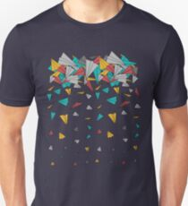 Flying paper planes  Unisex T-Shirt