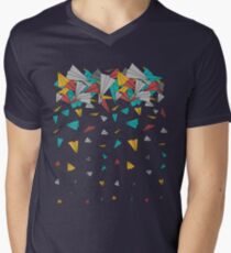 Flying paper planes  Men's V-Neck T-Shirt