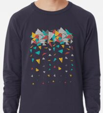 Flying paper planes  Leichtes Sweatshirt